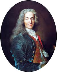 Voltaire, on a good hair day